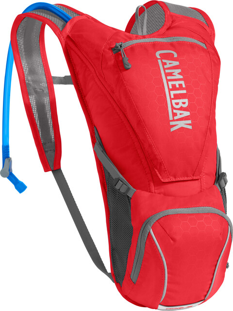 CamelBak Rogue Hydration Pack 2,5l racing red/silver
